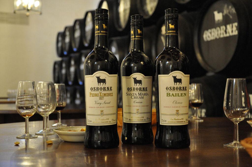 シェリーワイン